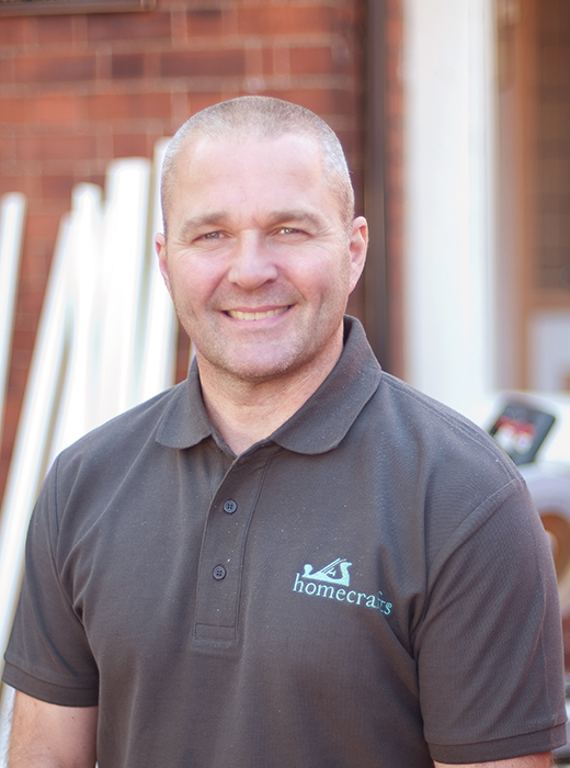 Carl Milner – Building Director
