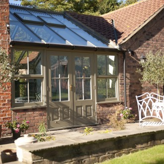 Garden rooms & orangeries